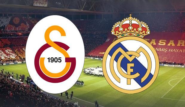 Galatasaray Real Madrid Şampiyonlar Ligi maçı bu akşam saat kaçta?
