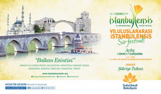 İstanbulensis şiir festivali vatan şiirleriyle başlayacak