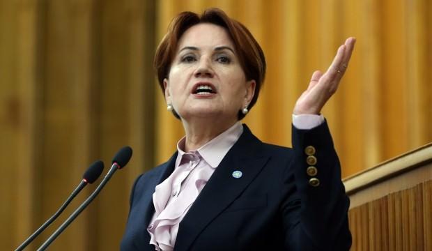 İYİ Parti Lideri Meral Akşener'den harekat açıklaması