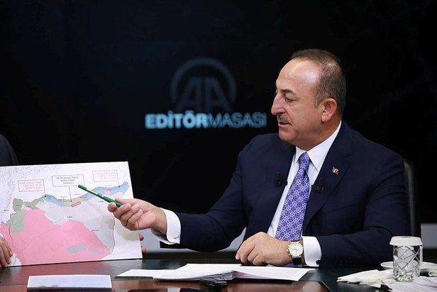 Son dakika: Mevlüt Çavuşoğlu'nun konuşmasından