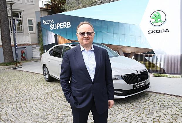 Yüce Auto Skoda Genel Müdürü Zafer Başar