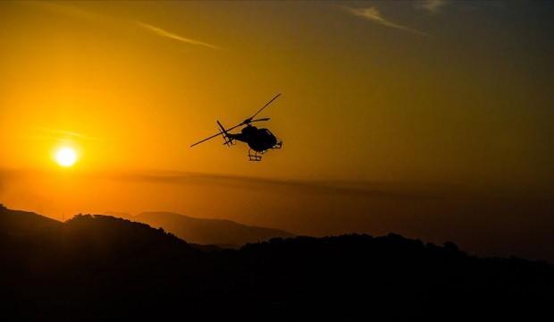 Kolombiya'da askeri helikopterle irtibat kesildi!