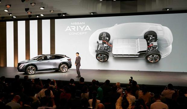 Nissan Ariya konsepti gelecek bir modelin işaretçisi