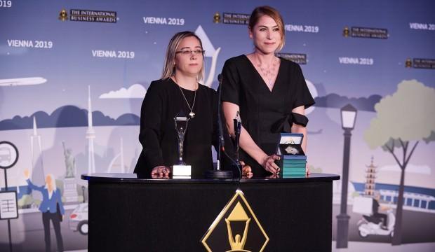 TOTAL Oil Türkiye'ye Viyana'da 5 Ödül birden