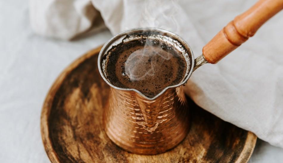Sodalı Türk kahvesi nasıl yapılır? Bol köpüklü kahvenin püf noktaları