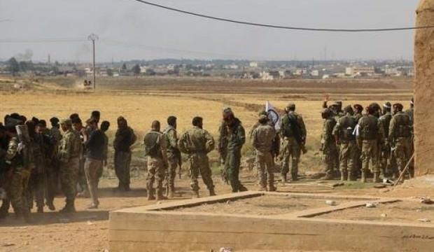 YPG/PKK saldırdı: 4 SMO askeri şehit oldu!