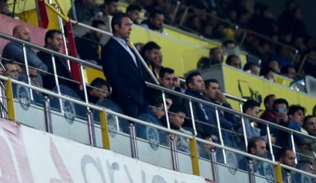 Ali Koç Kayseri'de yerinde duramadı!