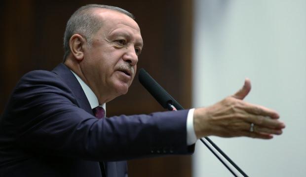 Cumhurbaşkanı Erdoğan'dan enflasyon ve faiz açıklaması