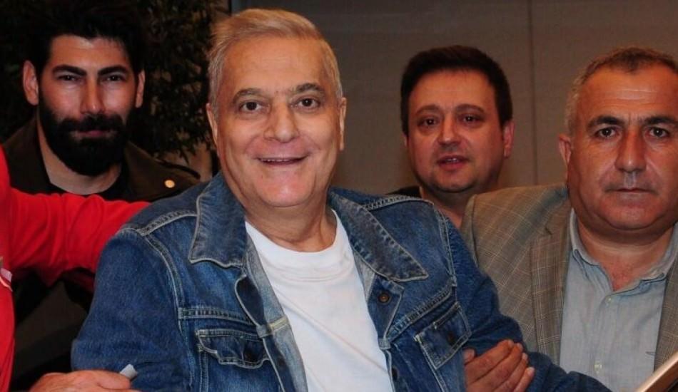 Yoğun bakımına kaldırılan Mehmet Ali Erbil evine döndü!