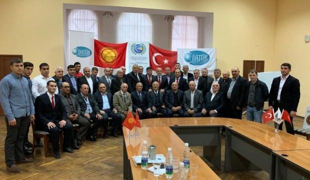 Kırgızistan Ahıska Türklerinden Barış Pıanarına Tam destek