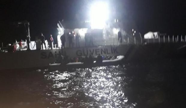 Kuşadası'nda 133 kaçak göçmen yakalandı