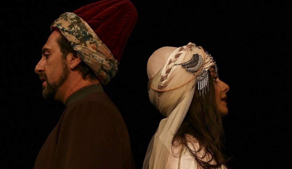 Leyla ile Mecnun Devlet Tiyatroları sahnesinde!