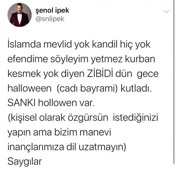 şenol ipek