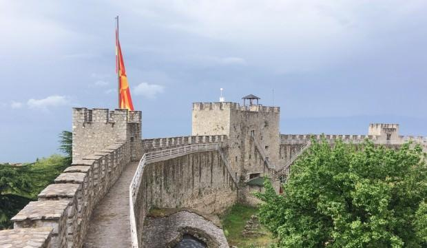 Mazisi binlerce yıl öncesine dayanan Ohrid Kalesi
