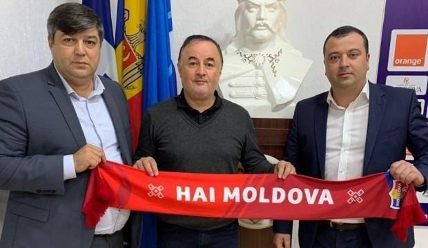 Moldova Milli Takımı'na Türk teknik direktör!