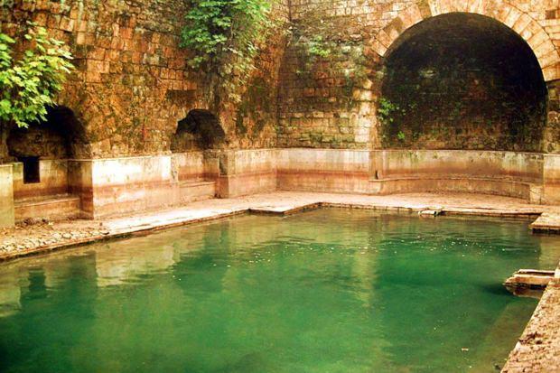 İstanbul'a yakın kaplıcalar