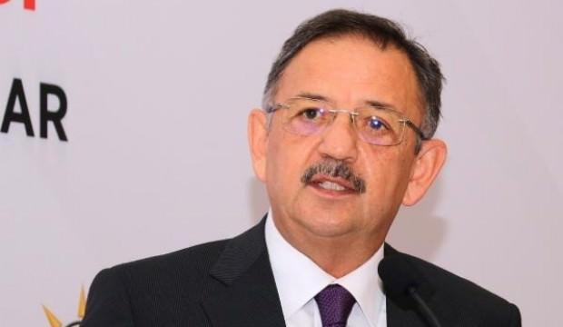 Özhaseki: Algı operasyonları CHP'li belediyelerin ustalıkları oldu
