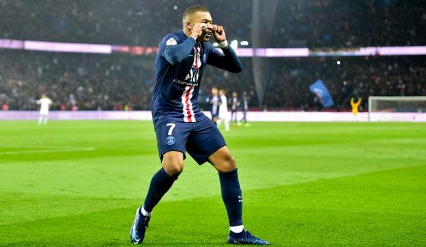 PSG Marsilya'yı 45 dakikada darmadağın etti!