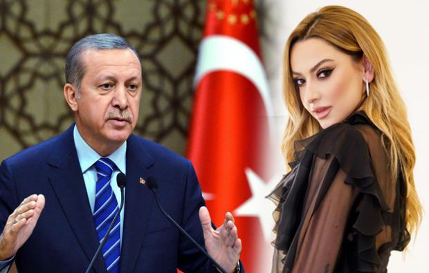 Hadiseden erdoğana övgü