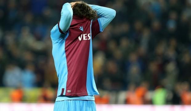 Trabzonspor'da 258 günlük rüya bozuldu