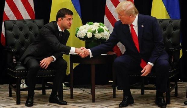 Trump'tan Zelenskiy'e Beyaz Saray daveti!