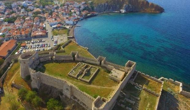 Turizm cenneti Bozcaada Forbes dergisinde
