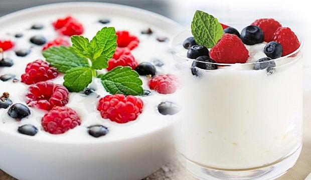 Yoğurt diyeti listesi ile kilo verme! Yoğurt kürüyle hemen zayıflamak için