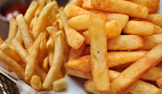 Pratik patates kızartmasının tarifi