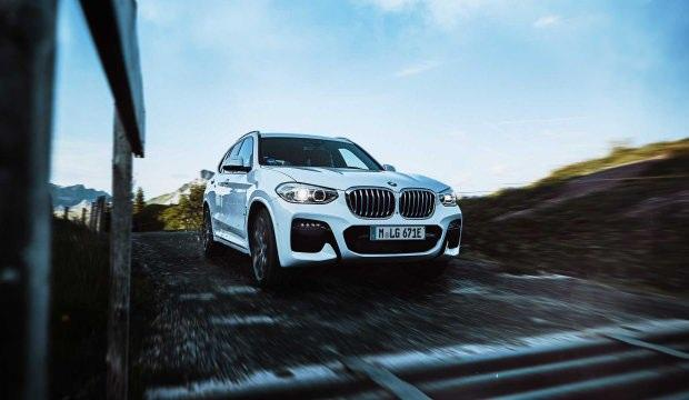 2020 BMW X3 hibritlendi