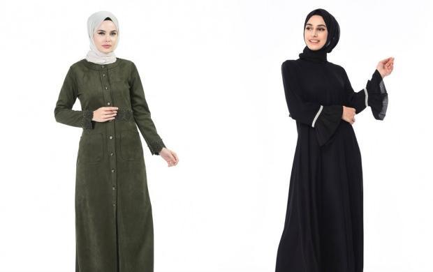 abaya modelleri 2019