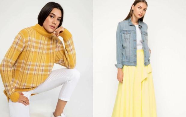 sarı ile uyumlu renkler kıyafet