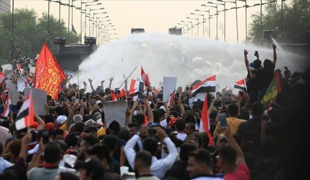 Irak'ta olaylar büyüyor: 254 ölü! Vekillerin evleri ateşe verildi