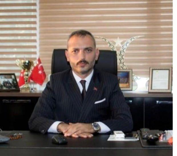 Bursalı gazeteci Tayyar Türkeş,