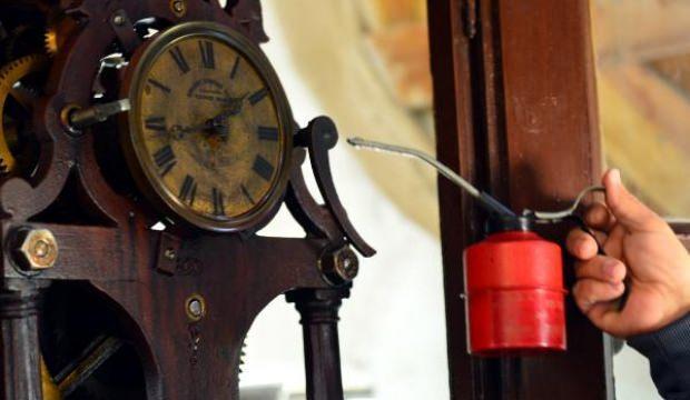 Zamana meydan okuyan saat 137 yıldır çalışıyor