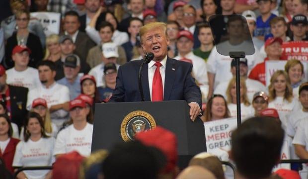 ABD seçimleri kızışacak: Trump rakibini 'ti'ye aldı