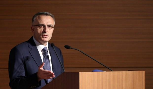 """Ağbal'dan """"sosyal güvenlik"""" açıklaması"""