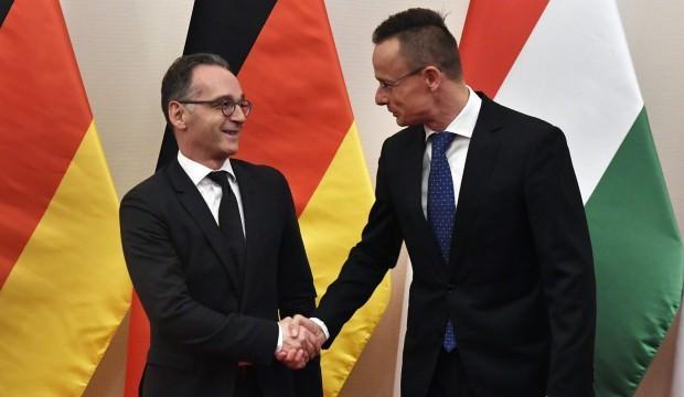 Alman bakanın yüzüne söyledi! Türkiye'ye sürpriz destek