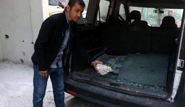 Beyoğlu'nda 6 aracın camları kırıldı; araç sahipleri şaşkına döndü