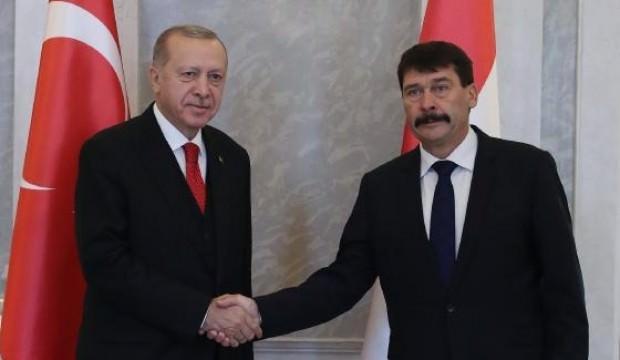 Cumhurbaşkanı Erdoğan, Macaristan'da