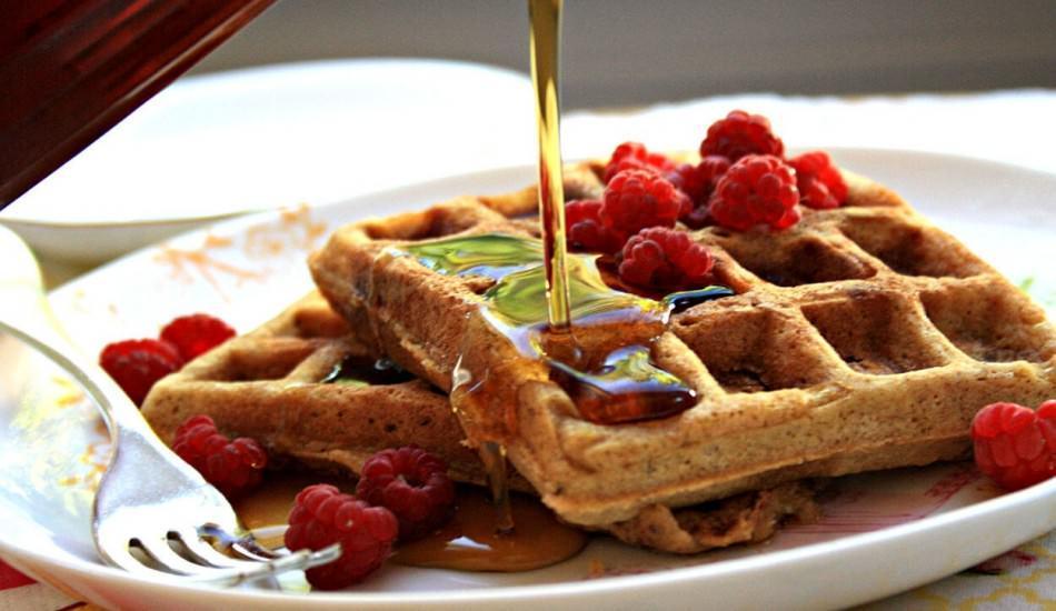 Evde pratik waffle nasıl yapılır? En kolay waffle tarifi