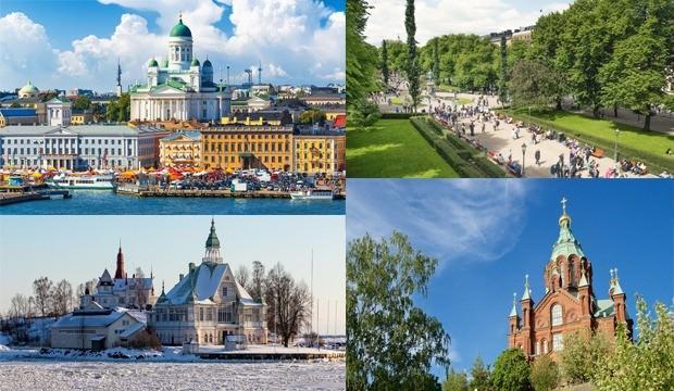 Helsinki şehir merkezinde 1 günlük gezi- Helsinki'ye ne zaman gidilir?