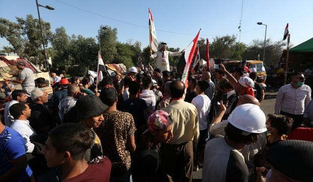Irak'ta 5 günde 23 gösterici öldü