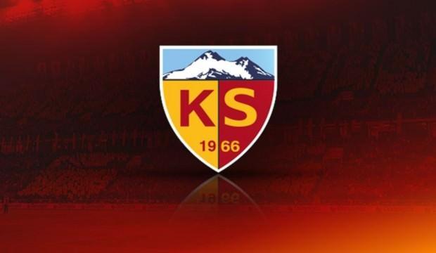 Kayserispor'un ismi değişiyor! Yeni sponsor...