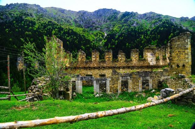 Santa Harabeleri