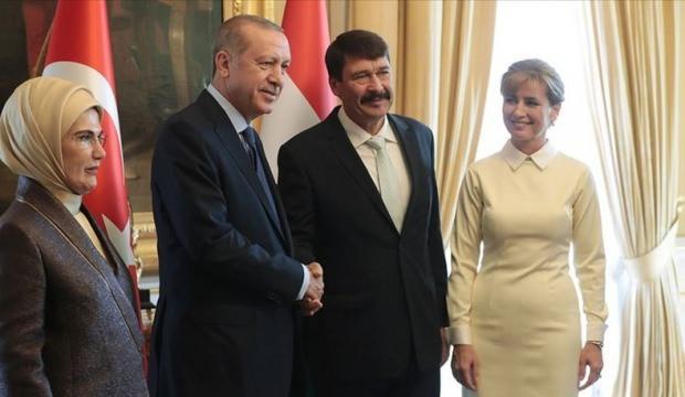 Macaristan'la ilişkiler güçleniyor