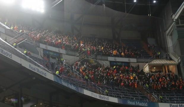 Madrid'de G.Saray isyanı! 'Formayı çıkarın...'