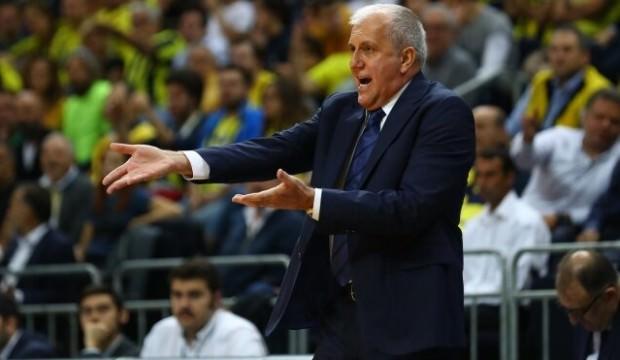 Obradovic: Olumlu şeyler vardı