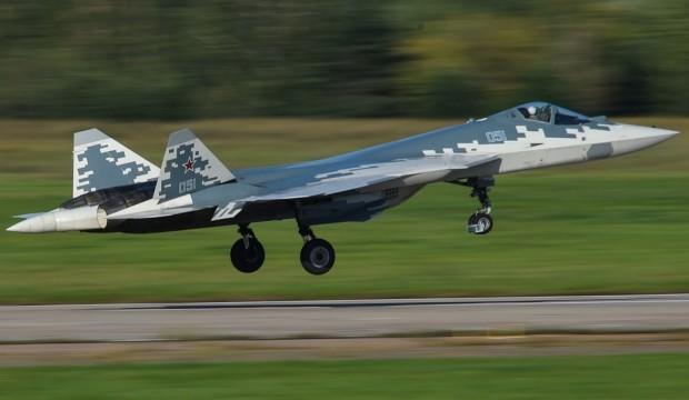 Rusya, Su-57'lere hangi tarihte sahip olacağını açıkladı