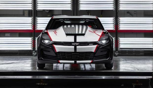 Chevrolet, yeni canavarını tanıttı
