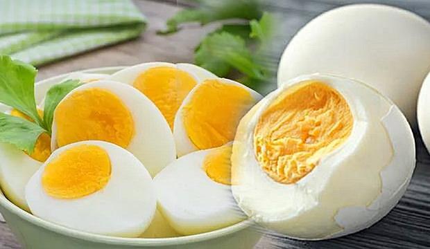 Yağları parçalayan haşlanmış yumurta diyeti listesiyle farkı bariz keşfet!